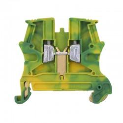 Legrand - Bloc jonction Viking 3 - pour cond de protect pied métal - rail sym - pas 6 - Réf: 037171