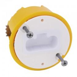Legrand - Boîte luminaire batibox - cloison sèche - pr applique à bornes auto - prof 40 mm - Réf : 089304