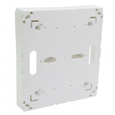 Legrand - Platine pour disjoncteur de branchement seul pour DRIVIA 13 et 18 - 225x250x45mm - Réf : 401191