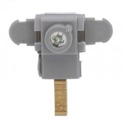 Legrand - Borne de raccordement pour peigne universel - section 4 à 25 mm² - IP 2x - Réf : 404905