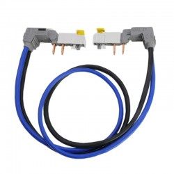 Legrand - Cordon de repiquage à connexion auto - section 2x10 mm² - 63 A - Réf : 404927