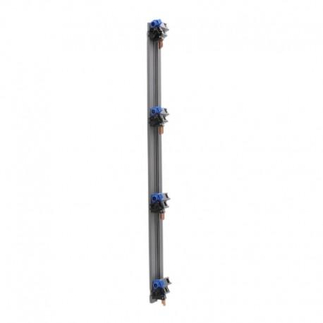Legrand - Peigne vertical VX³ - entraxe 125 mm - pour coffret 4 rangées - Réf : 405002