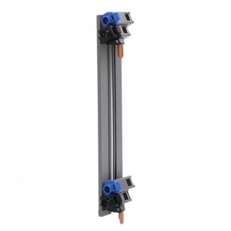 Legrand - Peigne d'alimentation Legrand vertical pour coffret 2 rangées - Entraxe 150 mm - Réf : 405003