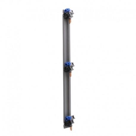 Legrand - Peigne d'alimentation Legrand vertical pour coffret 3 rangées - Entraxe 150 mm - Réf : 405004