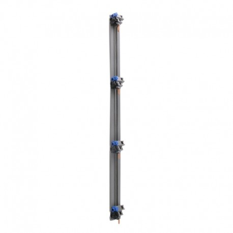 Legrand - Peigne d'alimentation verticale VX³ optimisée monophasée - pour coffret 4 rangées entraxe 150mm - Réf : 405005