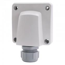 Legrand - Retenue des câbles Plexo complet IP55 encastré - gris- Réf : 069850
