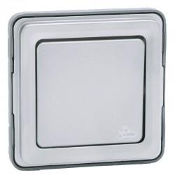 Legrand - Interrupteur ou va-et-vient 10AX 250V~ Soliroc IK10 IP55 - Réf : 077811