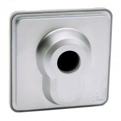 Legrand - Interrupteur à clé 2 positions 6A 250V~ Soliroc IK10 IP54 - Réf : 077874