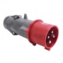 Legrand - Fiche mobile droite Hypra IP44 32A - 380V~ à 415V~ - 3P+T - plastique - Réf : 052943