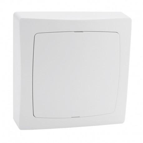 Legrand - Boîte de dérivation appareillage saillie complet - blanc - Réf: 086057
