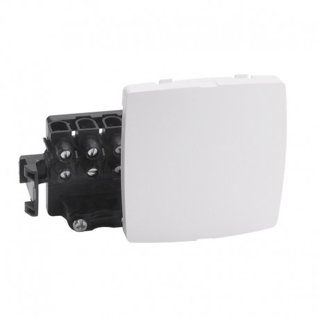 Legrand - Boîte de dérivation appareillage saillie composable - blanc - Réf: 086157