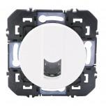 Legrand - Prise blindée RJ45 cat5e FTP dooxie finition blanc - Réf : 600377