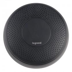 Legrand - Kit carillon radio sans fil Confort à piles - anthracite - Réf : 094253