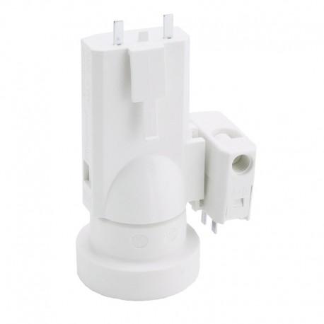 Legrand - Douille DCL compacte E27 - livrée avec fiche réf. 601 34 - Réf : 060135