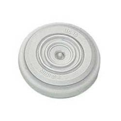 Legrand - Embout de rechange Plexo gris - jusqu'à Ø25 - gris RAL 7035 - Réf : 091915
