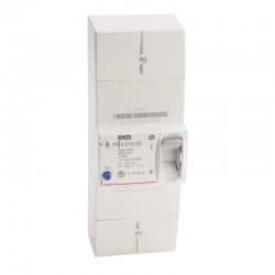Legrand - Disjoncteur de branchement Enedis bipolaire différentiel 500mA instantané - 45A - Réf : 401000