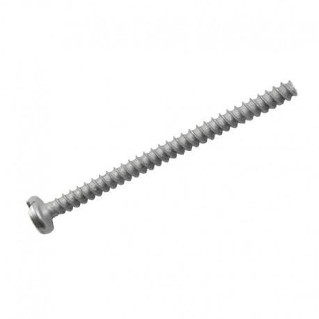 Legrand - Vis longue - pour toutes boîtes Batibox - Ø3 mm - Long. 40 mm - Réf : 080197