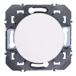 Legrand - Interrupteur ou va-et-vient dooxie 10AX 250V~ finition blanc - Réf : 600001
