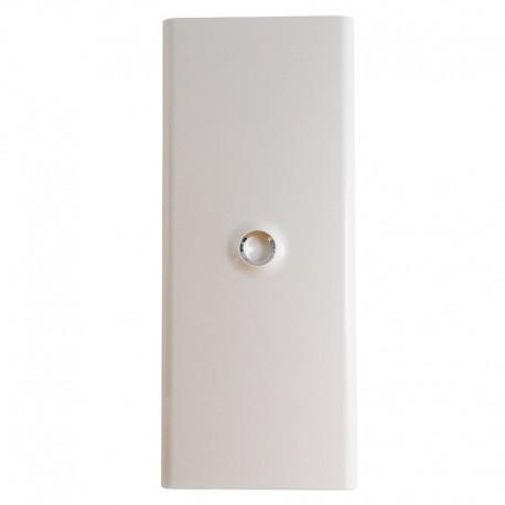 Legrand - Porte DRIVIA blanche IP 40 - IK 07 pour coffret réf.4 012 14 - Blanc RAL 9003 - Réf : 401334
