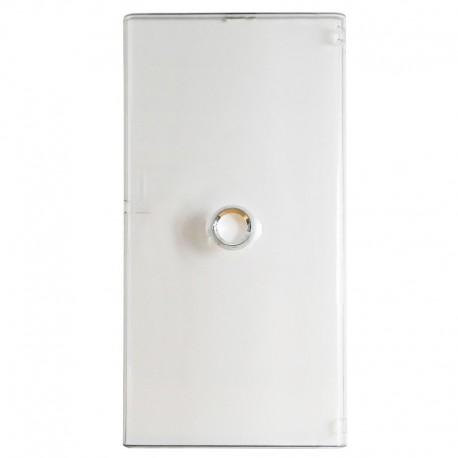 Legrand - Porte DRIVIA transparente IP 40 - IK 07 pour coffret réf.4 012 13 - Réf : 401343