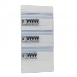 Legrand - Tableau électrique équipé et précâblé - pour logement T3 - Réf : 093066