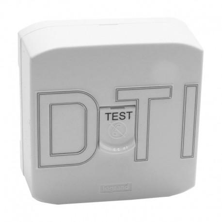 Legrand - DTI format RJ 45 - pour coffret de communication - Réf : 051221