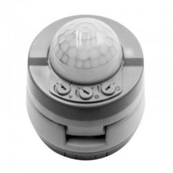 Legrand - Détecteur de mouvements 3 fils ECO1 Plexo complet IP55 saillie - gris - Réf : 069740