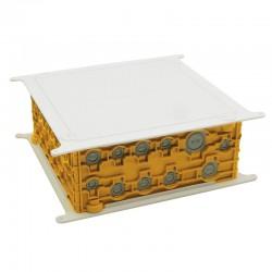 Legrand - Boîte pavillonnaire Ecobatibox grande capacité - Réf : 089311