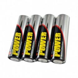 Sundex -Piles LR6 AA - Super alcalines 10-120 - Vendu par 4 - Réf : 4101