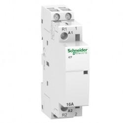 Schneider - Acti9, iCT contacteur 16A 1NO+1NF 230...240VCA 50Hz - Réf : A9C22715