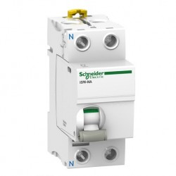 Schneider - Acti9 iSW NA - interrupteur-sectionneur - 1P+N - 40A 250VCA - Réf : A9S70640