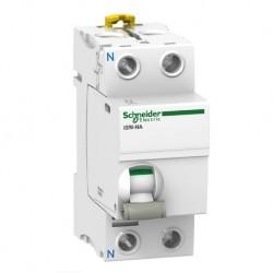 Schneider - Acti9 iSW NA - interrupteur-sectionneur - 1P+N - 63A 250VCA - Réf : A9S70663