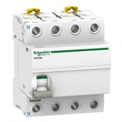 Schneider - Acti9 iSW NA - interrupteur-sectionneur - 3P+N - 63A 415VCA - Réf : A9S70763