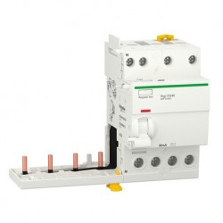 Schneider - Acti9 iTG40 - module différentiel Vigi tête de groupe - 4P 40A 30mA type AC - Réf : A9Y12440