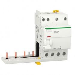 Schneider - Acti9 iTG40 - module différentiel Vigi tête de groupe - 4P 40A 30mA type A SI - Réf : A9Y14440