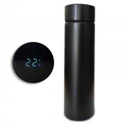 Thermos digital et tactile noir réf: NEGTHER1