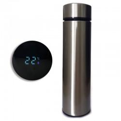 Thermos digital et tactile aluminium - réf: NEGTHER2