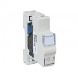 Legrand - Module de brassage RJ 45 cat.6 FTP - pour coffret de communication - Réf : 413102