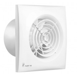 Aérateur intermittent à détection d'humidité S&P Silent (404221) - Réf : 402885