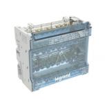 Legrand - Répartiteur modulaire à barreaux étagés tétrapolaire 125A 10 départs - 6 modules - Réf : 400408